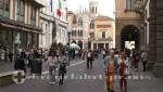 Rathaus und Cafè Pedrocchi