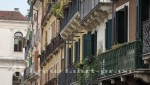 Häuser an der Piazza dei Signori