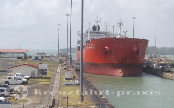 Panama - Es geht eng zu