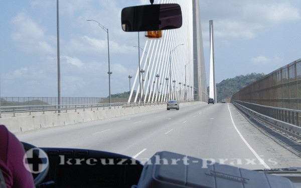 Panama - Centennialbridge