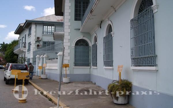 Panama - Französische Botschaft
