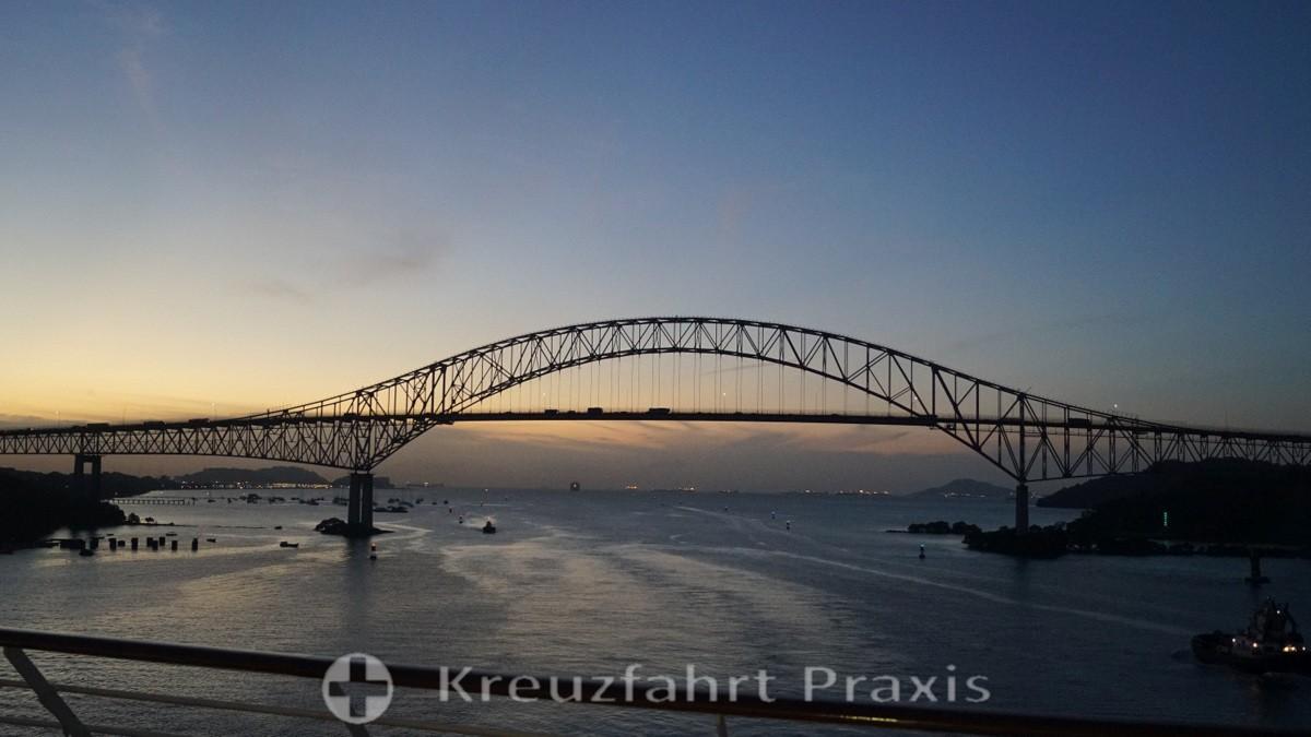 Panama Canal - Puente de las Americas