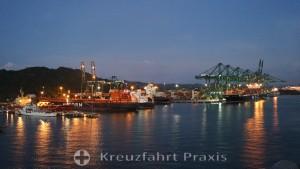 Hafenanlagen von Panama City
