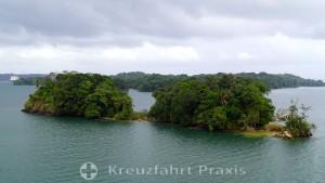 Panama Canal - Gatun Lake