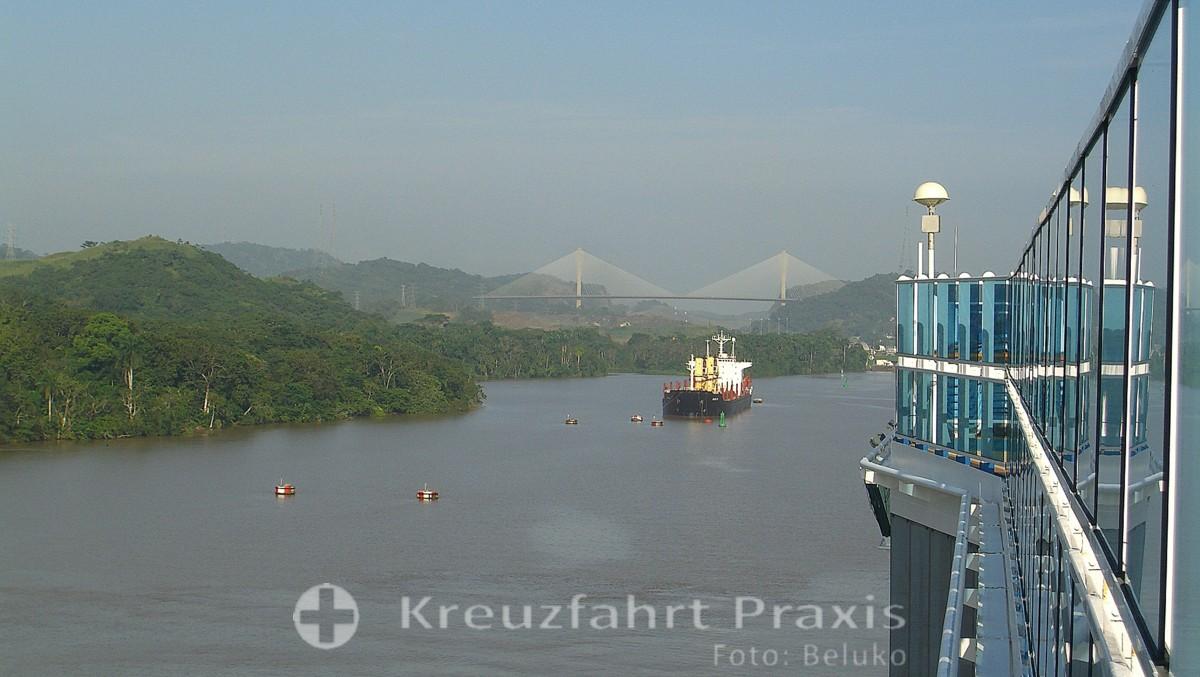 Panamakanal Passage - Unterwegs im Miraflores Lake