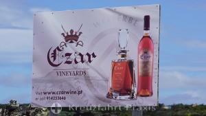 Pico / Azores - brand of the wine-growing region of Criação Velha