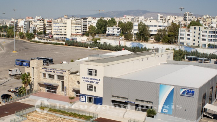 Piräus - Themistokles Terminal B