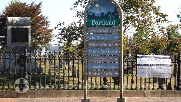 Portland - Eastern Cemetery