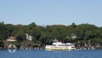 Portland - Personenfähre Aucocisco III vor Little Diamond Island
