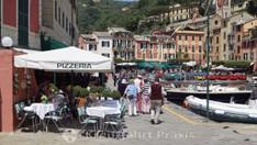 Portofinos Hafen