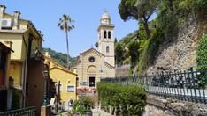 Portofino - San Martino Church