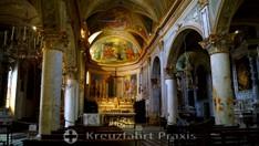 Kirche San Martino - Kirchenschiff