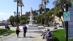 Santa Margherita Ligure - Kolumbus-Denkmal