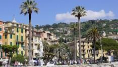 Santa Margherita Ligure - Strandpromenade