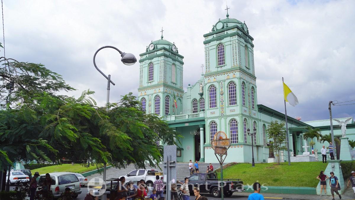 Katholische Kirche in Sarchí