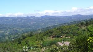 Unterwegs in Costa Ricas Hochland