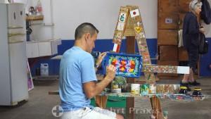 Eloy Alfaro Ooxcart Factory - Malerei