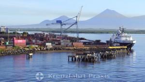 Corinto port