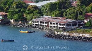 Puerto Corinto - Fischrestaurant Marina Imperial