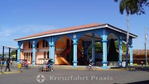 Puerto Corinto - Mehrzweckgebäude - Museum, Bibliothek, Auditorium