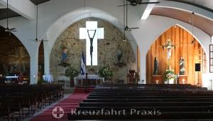 Puerto Corinto - Kirche Santo Tomas Apostól