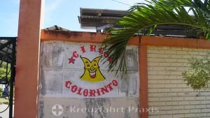 Puerto Corinto - der Circo Colorinto