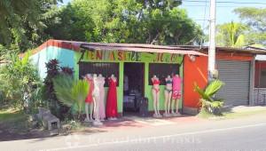 Puerto Corinto - ein Ladengeschäft