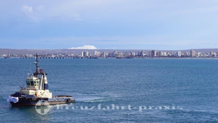 Puerto Madryn - Skyline