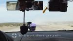 Auf dem Weg nach Punta Loma