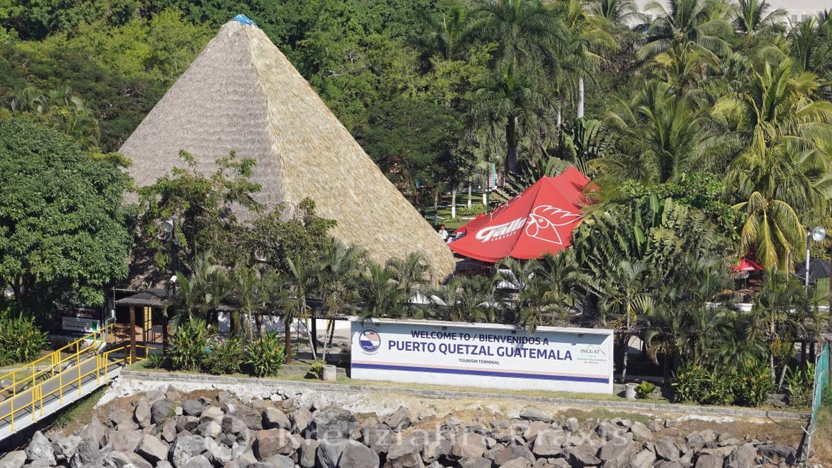 Puerto Quetzal / Guatemala