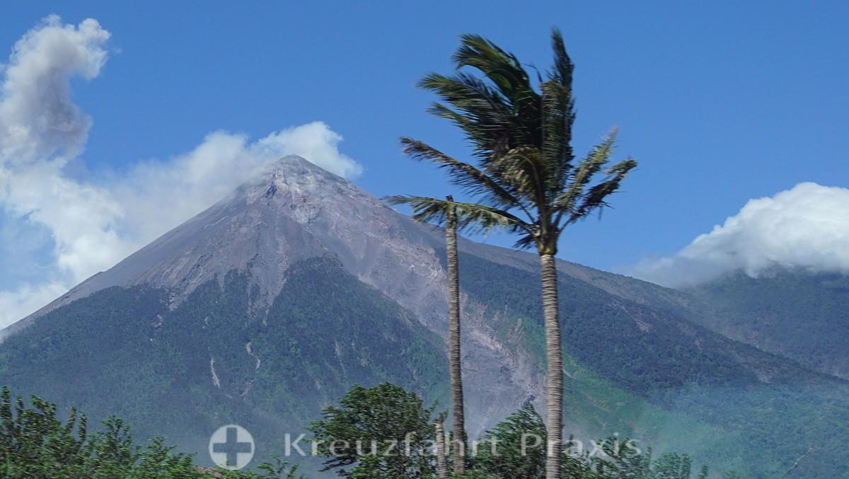 Guatemala - Volcán de Acatenango