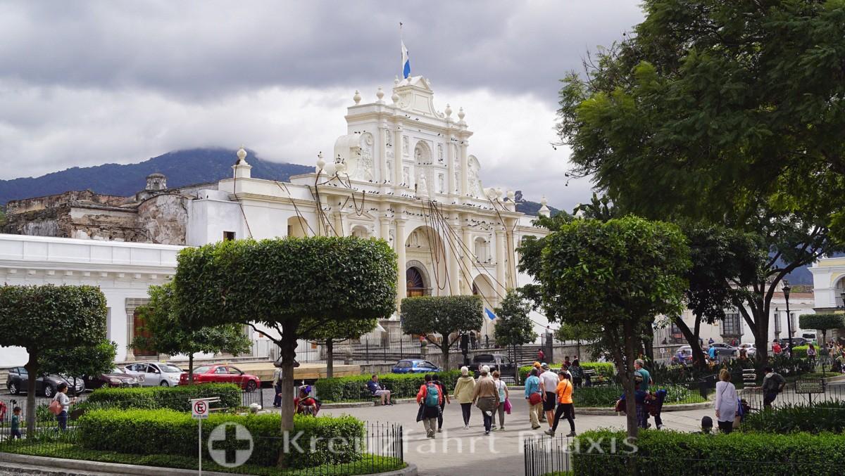 Ein Tag in Antigua Guatemala