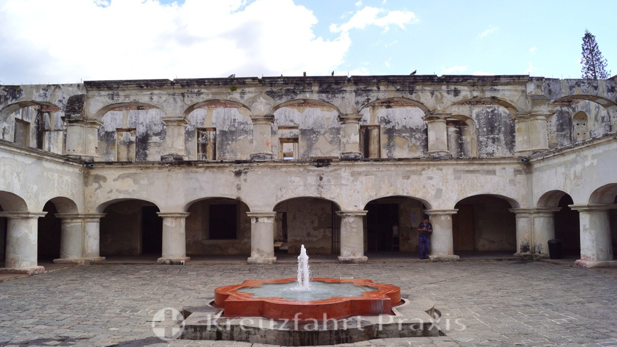 Antigua - Kloster Santa Teresa de Jesús