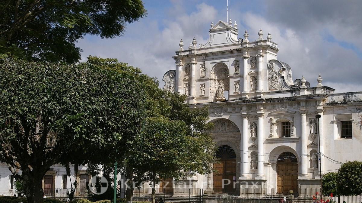 Antigua - San José Cathedral