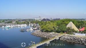 Puerto Quetzal - Industrie-, Sportboot- und Kreuzfahrthafen in Einem