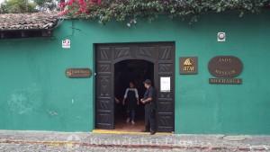 Antigua - Jade Maya
