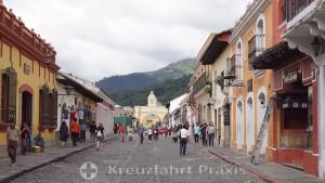 Antigua - Calle del Arco