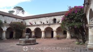 Antigua - Convento de Capucinas