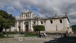 Antigua - Kathedrale San José