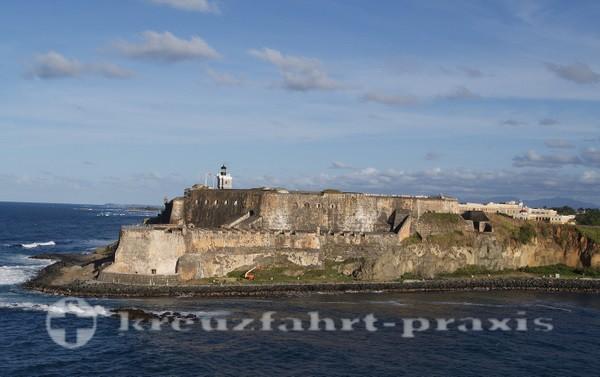 Ruerto Rico - Fort el Morro