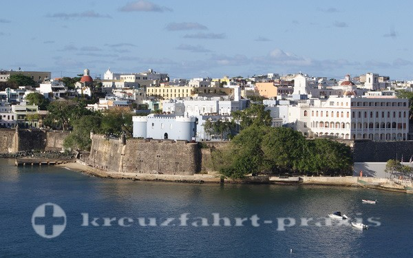 San Juan/Puerto Rico -La Fortaleza