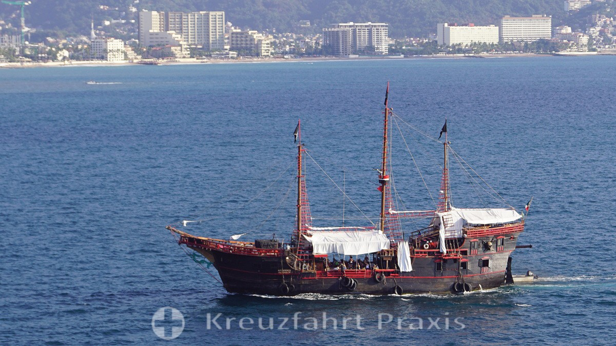 Three-masted Marigalante