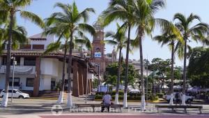 Puerto Vallarta - Plaza de Armas