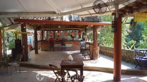 Puerto Vallarta - Insel Cuale - Freiluftrestaurant BabelBar