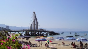Muelle de Playa los Muertos