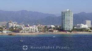 Puerto Vallarta - Zona Hotelera - die Hotelzone