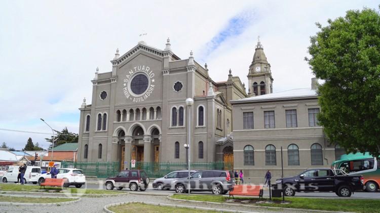 Katholische Kirche Santuario Ma Auxiliadora