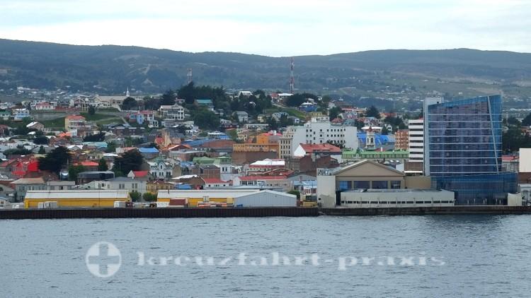 Punta Arenas voraus