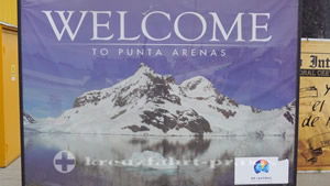 Welcome to Punta Arenas