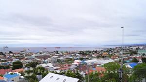 Punta Arenas - Der südliche Teil der Stadt